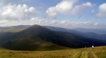 гора Близницы, Карпаты, Украина