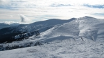 гора Близница зимой