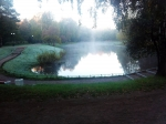 парк Серебряный пруд, Санкт-Петербург, Россия