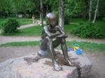 скульптура Память о детстве