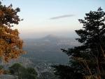 вид с горы Парнита
