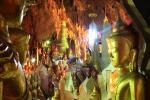 Pindaya cave, Burma