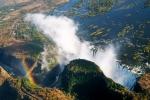 водопад Виктория, река Замбези, Замбия