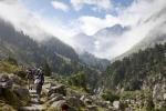 треккинг в Пиренейском заповеднике
