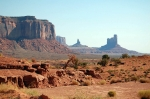 Monument Valley in Arizona State, USA