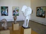 экспонаты музея Пикассо в Барселоне