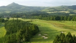 поле для гольфа в поместье Пауэрскорт