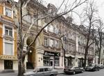 Торговый дом, сквер Пале-Рояль