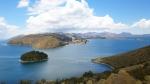 озеро Титикака, Перу-Боливия