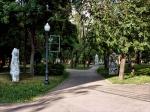 сквер Бажова