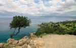 Akamas National Park, Cyprus