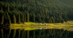 озеро Кара-Коль, хребет Кунгей-Алатоо