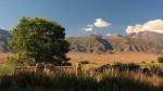 горы Кунгей-Алатау