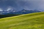 горы Кунгей Алатау, Казахстан