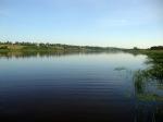 река Волхов в России
