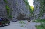 Бзыбское ущелье в Абхазии