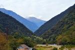 Бзыбское ущелье, Абхазия