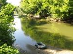 река Латорица в Западной Украине