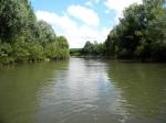 река Латорица, Украина