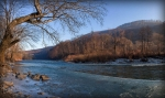 река Латорица, Закарпатье