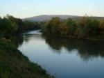река Латорица в Закарпатье, Украина