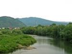 река Латорица, Западная Украина