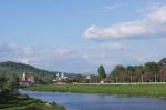 монастырь на реке Латорица