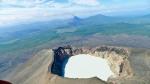 вулкан Малый Семячик, Камчатка