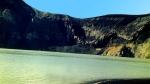 Троицкое озеро в кратере Малого Семячика
