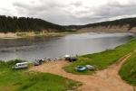 отдых на реке Сухона