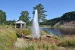 фонтан в Опоках
