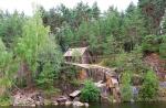 избушка лесника в Коростышевском карьере
