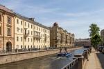 прогулка по рекам и каналам Санкт-Петербурга