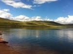 озеро Учум, Красноярский край, Россия