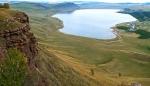 озеро Учум