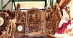 Деревянный рынок в Трускавце