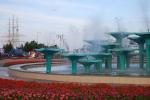 фонтан в Гдыне