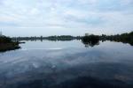 озеро Киово, Лобня, Подмосковье