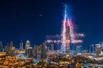 Новый год в Дубае, ОАЭ