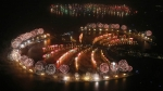 встреча Нового года в Дубае