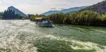 экскурсия по реке Дальян
