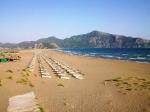 пляж Изтузу, Дальян, Турция
