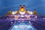 на борту лайнера компании Costa Cruises