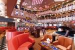 интерьер лайнера компании Costa Cruises