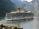 лайнер компании Costa Cruises