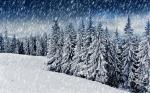 Башкирская зима