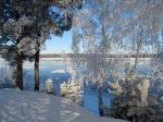 зимняя природа Башкирии