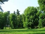 ботанический парк Ледницке Ровне в Словакии