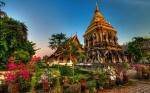 архитектура Тайланда