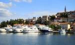 курорт Врсар, Истрия